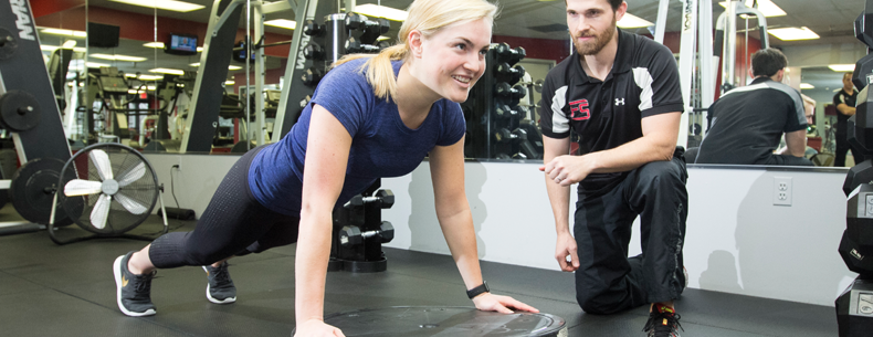 Metabolic Resistance Training at Fitness Studio Annapolis Services