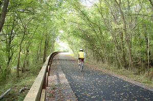 Western Maryland Rail Trails in Maryland