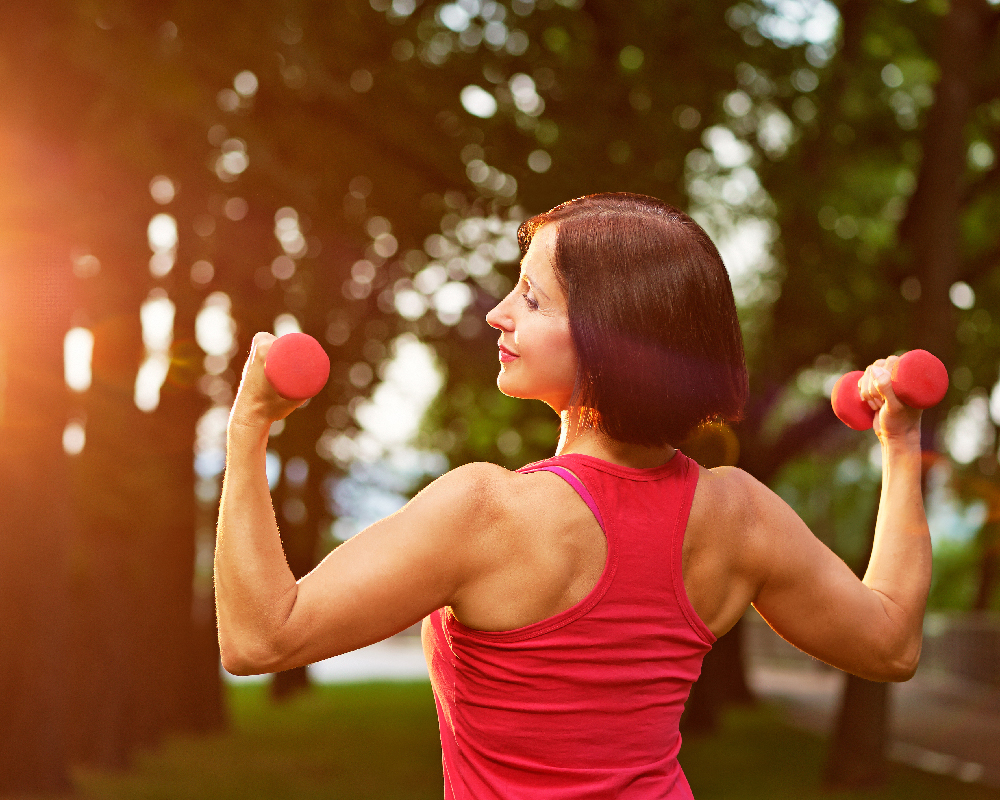 Ways to Boost Metabolism - Fitness Over 40 - Weight Lifting