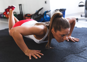 Are You Doing Push-Ups Correctly?
